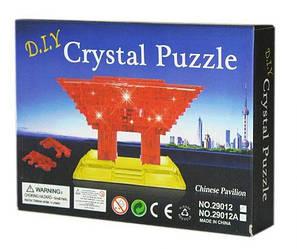 """3D пазл """"Китайский павильон"""", 20 деталей 29012"""