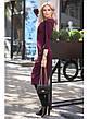 Удлиненное трикотажное платье, фото 4