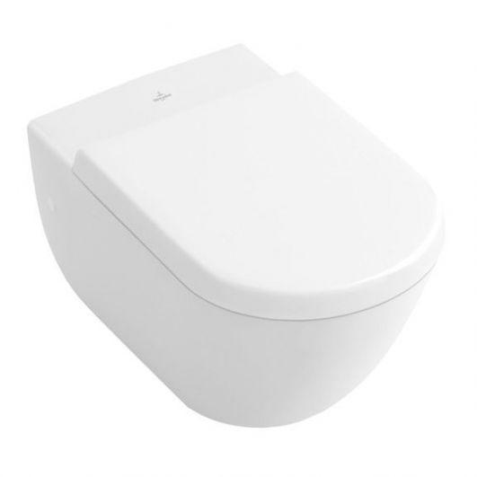 Нужно дешевле? Звоните. Villeroy & Boch ARCHITECTURA DirectFlush унитаз 37*53 см Rimless подвесной, цвет White