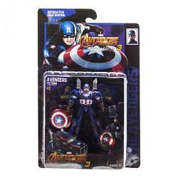 """Трансформер """"Мстители"""", Капитан Америка 99102"""