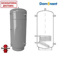 Теплоаккумулятор BakiLux АБН-1Н 200 литров с нижним теплообменником без изоляции, буферная емкость