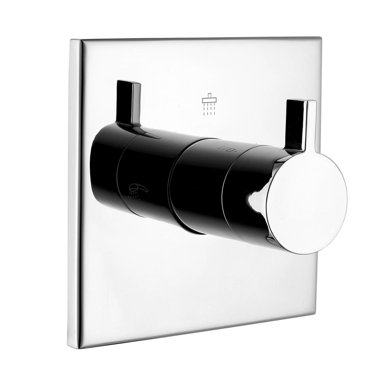 Imprese ZAMEK замочний/перемикальний вентиль (3 споживача), форма S