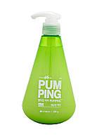 Зубная паста с дозатором LG Perioe Pum Ping Herb (травы), 285 мл