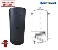 Теплоаккумулятор BakiLux АБН-1Н 200 литров с нижним теплообменником с изоляцией, буферная емкость