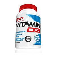 Витамин Д3 SAN Vitamin D3 1000 IU 180 гел капс