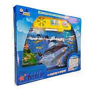 """Интерактивная доска """"Подводный мир"""" 7281"""