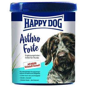 Кормовая добавка Happy Dog ArthroForte для поддержки суставов для пожилых собак крупных пород, 700 г