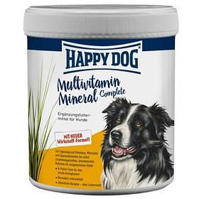 Кормовая добавка Happy Dog Multivitamin Mineral с повышенными нагрузками для собак возрастов, 1000 г