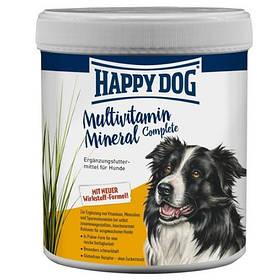 Кормова добавка Happy Dog Multivitamin Mineral з підвищеними навантаженнями для собак віку, 400 г