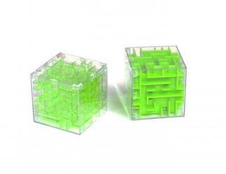 "3D головоломка ""Лабиринт"" (зеленая) 1688-A"