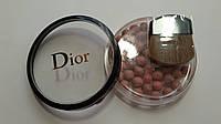Румяна шариковые Christian Dior Poudrier Dentelle