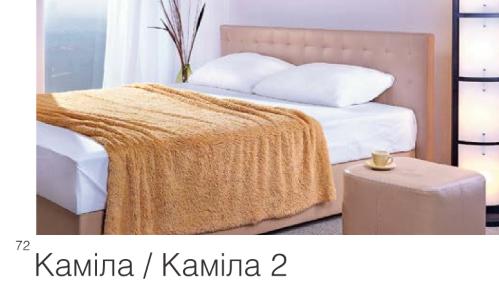 Кровать Камила 1.6 2 НСТ