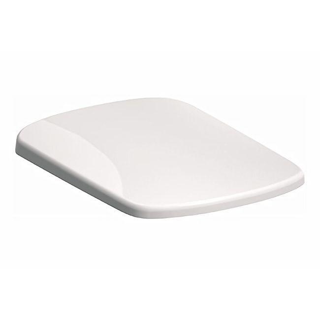 Нужно дешевле? Звоните. NOVA PRO сиденье для унитаза, антибактериальное дюропласт., прямоугольное,