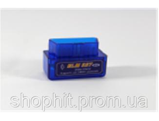 OBD2 ELM327 mini BT, Диагностика авто с ПК, Адаптер для проверки машин, Автосканер блютуз