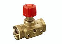 Клапан запорный ручной ASV-M