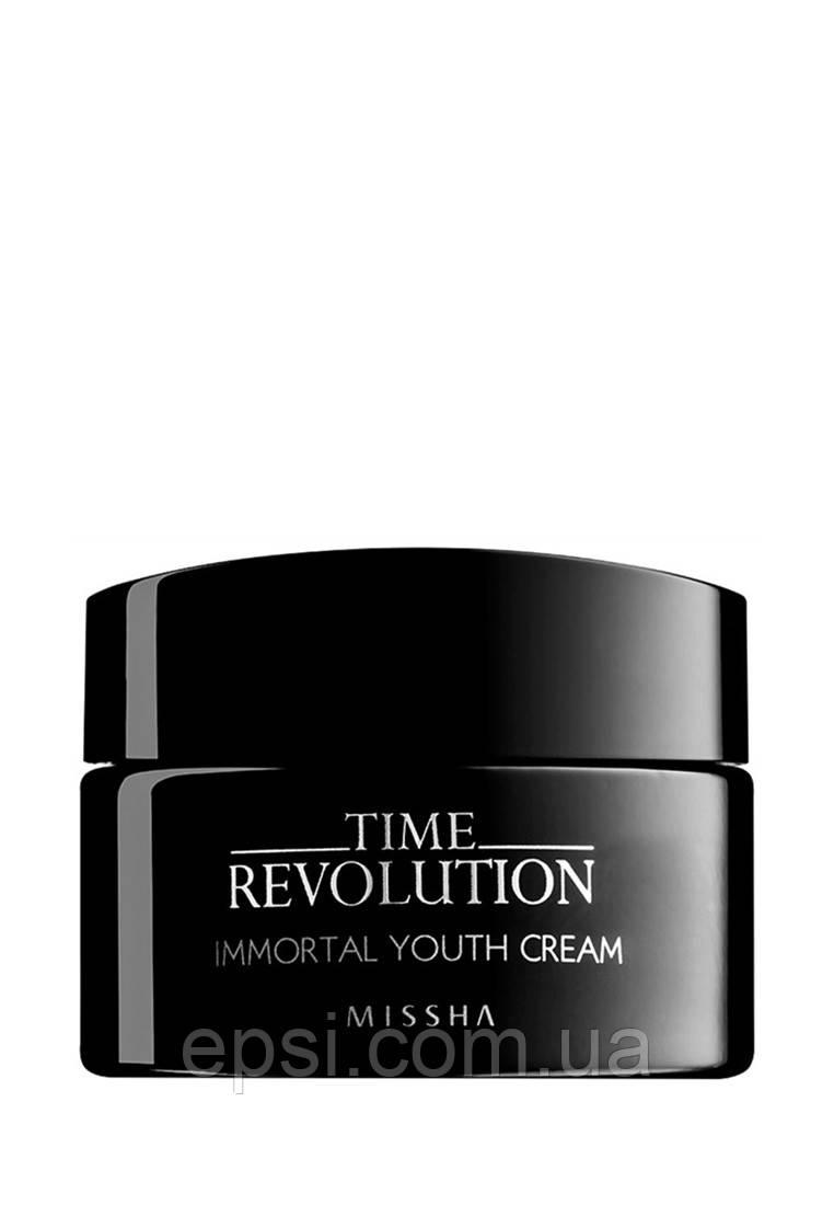 Антивозрастной крем Missha Time Revolution Immortal Youth Cream, 50 мл