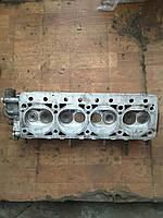 Головка блока цилиндров ГБЦ в сборе на 3 л двигатель Газель среднее состояние