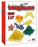 Магнитный конструктор BORNIMAGO Classic 228 деталей