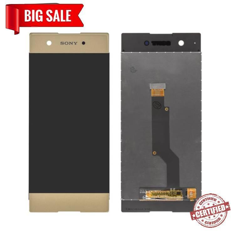 Модуль (дисплей + сенсор) Sony G3112 Xperia XA1 Dual, G3116, G3121, G3125 gold