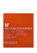 Крем регенерирующий с муцином улитки Mizon All in One Snail Repair Cream, 75 мл, фото 3