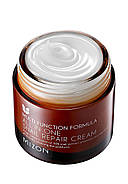 Крем регенерирующий с муцином улитки Mizon All in One Snail Repair Cream, 75 мл, фото 2