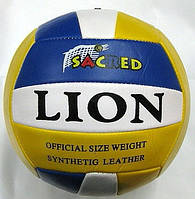 Волейбольный мяч '' Lion'' (кожзам)