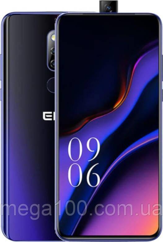 Смартфон Elephone PX цвет purple (экран 6.53 дюймов, памяти 4GB/64GB, акб 5000 мАч)