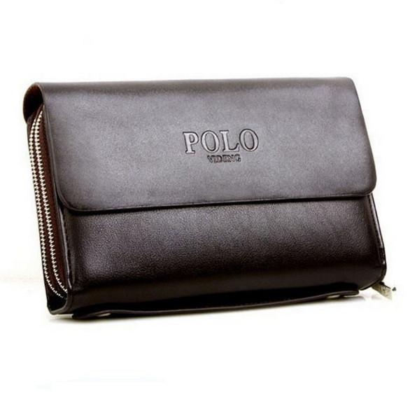 1b5ed19cd7e0 Мужское кожаное портмоне Polo кошелек бумажник клатч: продажа, цена ...