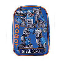 Рюкзак дошкольный 1 ВЕРЕСНЯ  K-18/556427 Steel Force, фото 1