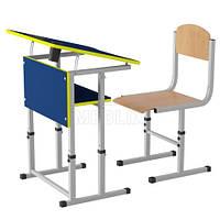 Комплект парта и стул для Новой украинской школы Растишка, фото 1