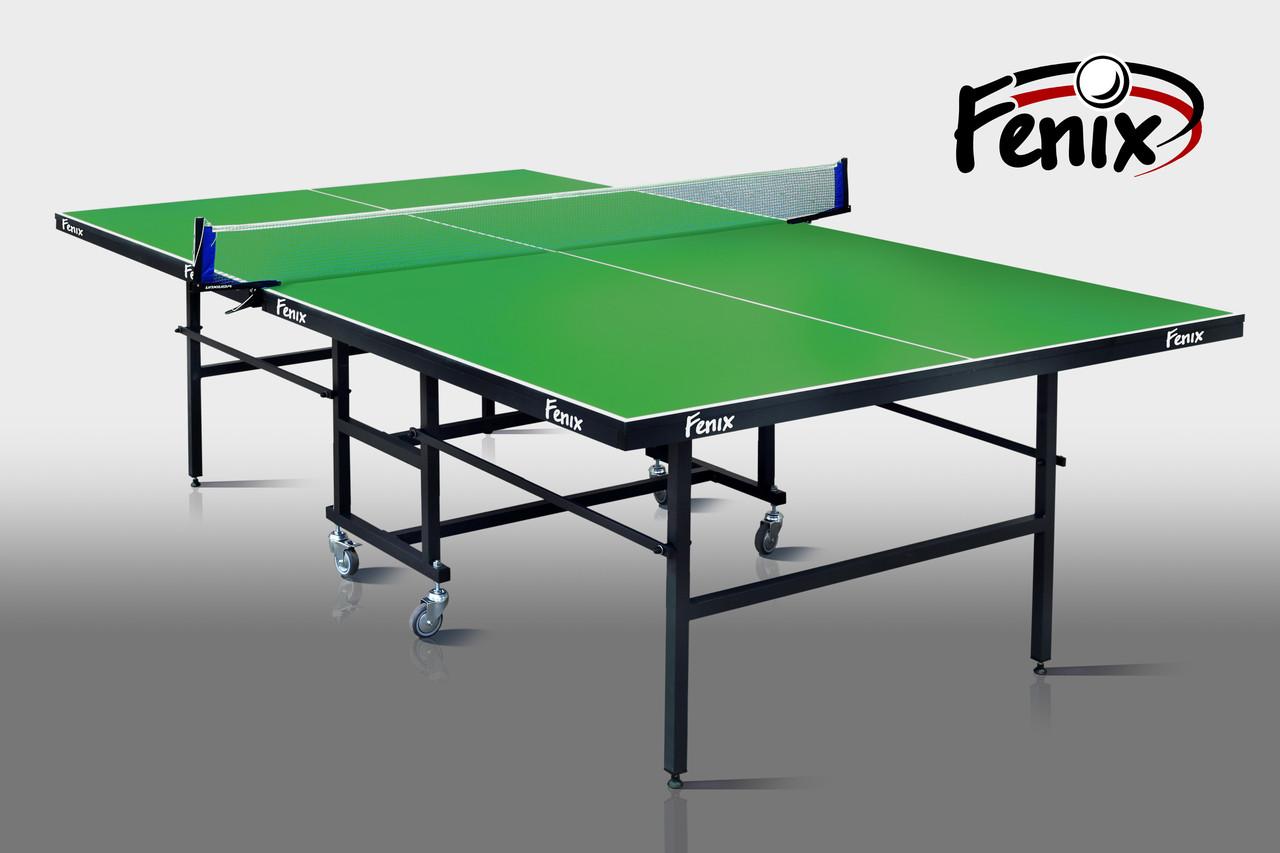 Теннисный стол Home Sport M16 синий, зеленый