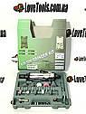 Зачистная машинка пневматическая с комплектом шлифовальных камней  (цанг.зажим 3мм и 6мм) AIRKRAFT TP-201K, фото 5