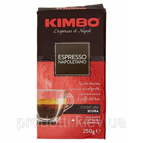 Кава Kimbo Espresso Napoletano мелений , 250 г