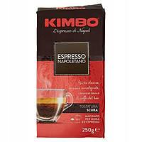 Кофе Kimbo Espresso Napoletano молотый , 250 г