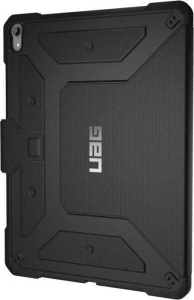 Чехол UAG Metropolis iPad Pro 11 противоударный черный