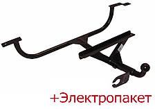 Фаркоп на ГАЗ 3110, 31105 (Волга) 1996-2009
