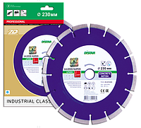 Отрезной сегментный диск (бетон) 1A1RSS/C3-W SUPER 230x2,6/1,8x22,23-16-ARP 38x2,6x8+2 R105