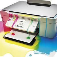 Чистка принтеров и МФУ
