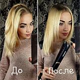 Утюжок для выравнивания волос с инфракрасным излучением ProMozer 7053, фото 9