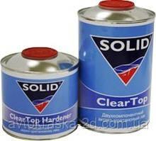 Двухкомпонентный акрил-уретановый прозрачный лак SOLID (комплект 1,5л.)