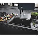 Звоните. Будет дешевле. Мойка гранитная Grohe EX Sink K700 31652AP0, фото 6