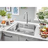 Нужно дешевле? Звоните. Кухонная мойка Grohe EX Sink K200 31719SD0, фото 3