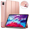 Чехол ESR для iPad Pro 12.9 (2018 / 2020) Yippee Trifold, Rose Gold (3C02192480301)