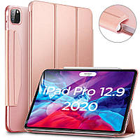 Чехол ESR для iPad Pro 12.9 (2018 / 2020) Yippee Trifold, Rose Gold (3C02192480301), фото 1