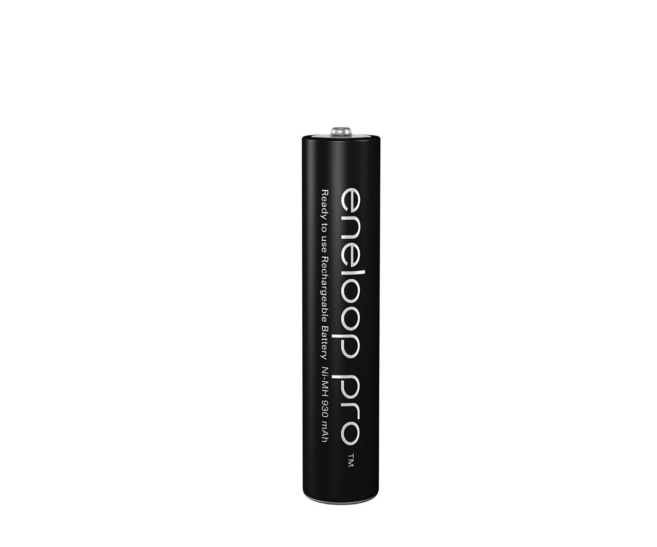 Panasonic Eneloop Pro AAA 950mAh 1,2V батарейка аккумулятор NiMH