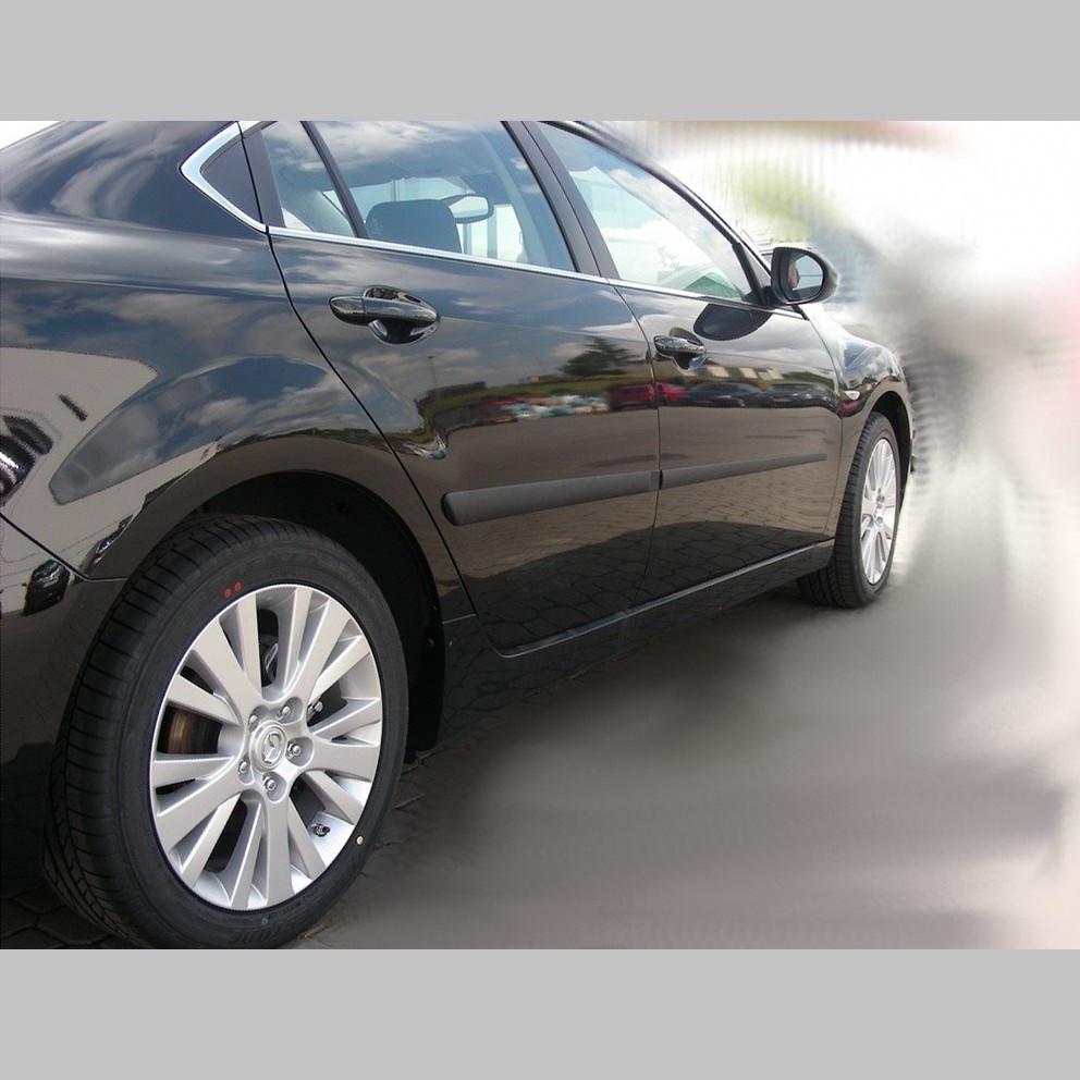 Молдинги на двері для Mazda6 4dr SD, SW (GH1) 2007–2010, (GH2) 2010-2012