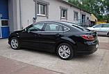 Молдинги на двері для Mazda6 4dr SD, SW (GH1) 2007–2010, (GH2) 2010-2012, фото 5