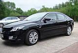 Молдинги на двері для Mazda6 4dr SD, SW (GH1) 2007–2010, (GH2) 2010-2012, фото 2