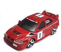 Автомодель р/у 1:28 Firelap IW02M-A Mitsubishi EVO 2WD (червоний), фото 1