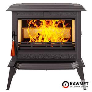 Печь камин чугунная KAWMET Premium S12 (12,3 kW)